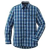 (モンベル)mont-bell WIC.ライト シングルポケット ロングスリーブシャツ Men's 1104945 IKBL インクブルー L