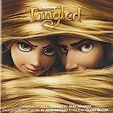 Tangled-Original Soundtrack 画像