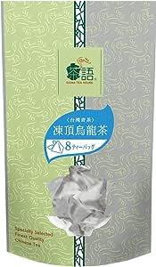 日本緑茶センター 茶語 ティーバッグ 凍頂烏龍茶 16g(2g×8TB)