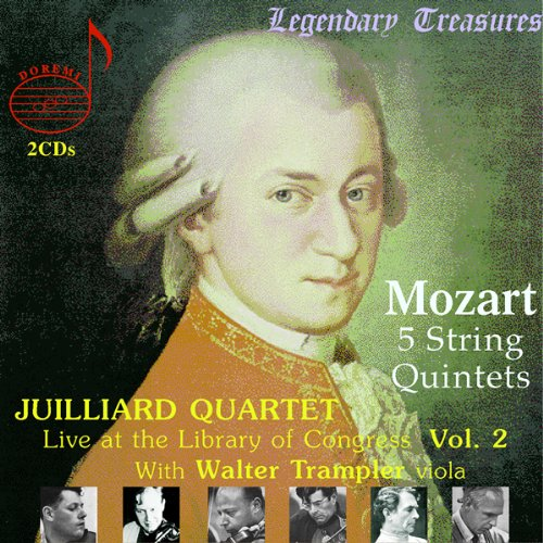Five String Quintets (Live a