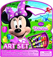 Bendon Disney Minnie Mouse Character Art Tote Activity Set by Bendon Inc.