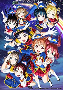 【Amazon.co.jp限定】 ラブライブ! サンシャイン!! Aqours 2nd LoveLive! HAPPY PARTY TRAIN TOUR Memorial BOX (A4トートバッグ&A4ビジュアルシート(2種)&B3サイズ告知ポスター付) [Blu-ray]