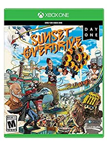 Sunset Overdrive Day One Edition (輸入版:北米) - XboxOne