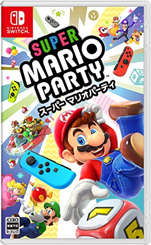 スーパー マリオパーティ - Switch 【Amazon.co.jp限定】アイテム未定 付