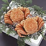 どさんこグルメマーケット 毛ガニ 計1.26kg (約630g×2尾入) 北海道産 大型 カニ味噌 良品選別済 毛蟹
