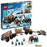 LEGO City Arctic Mobile Exploration Base 60195 Building Kit (786 Piece), Multicolor