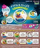 ポケモンテラリウムコレクションEX アローラ編2 6個入 フルコンプ 食玩・ガム (ポケモン) リーメント -