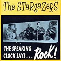 Speaking Clock Says Rock!