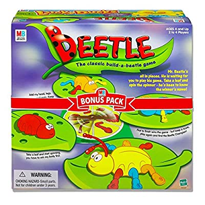 Beetle - Kids Board Game - Ages 4+
