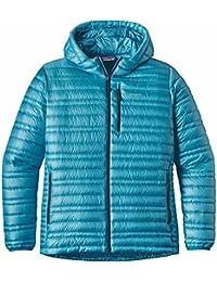 (パタゴニア) Patagonia メンズ アウター ダウンジャケット Ultralight Hooded Down Jacket s [並行輸入品]
