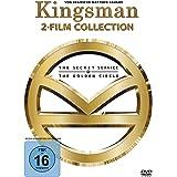Kingsman 1 + 2 [DVD]