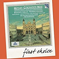 First Choice: Coronation Mass, Exsultate Jubilate and Vesperae Solennes (2012-12-12)