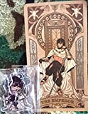 Fate Journey FGO タロットカード アクリルキーホルダー アクキー 皇帝 オジマンディアス fategrand order
