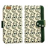 フレンチブルドッグ iPhone7 手帳型 スマホケース