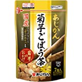 〈お試しサイズ〉あじかん 国産菊芋 ごぼう茶 菊芋のおかげ 7包 (1包で1.0L分/1袋で約7L分)