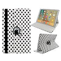 sammid iPadケース、カバー、360度回転スマートケーススタンドカバーfor Ipad iPad Air SMD-BD-IPAD5-W