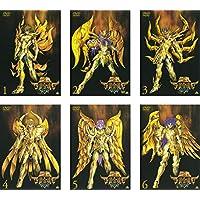 聖闘士星矢 黄金魂 soul of gold [レンタル落ち] 全6巻セット