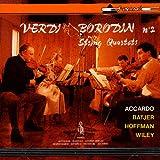 Verdi, G.: String Quartet / Borodin, A.: String Quartet No. 2