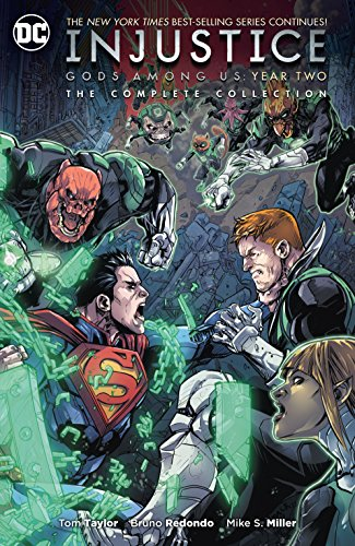 Injustice: Gods Among Us: Year Two - The Complete Collection (Injustice: Gods Among Us (2013-2016))の詳細を見る