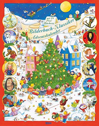 Bilderbuch-Klassiker Adventskalender: mit 2 Maxi-Pixi und 22 Pixi-Buechern