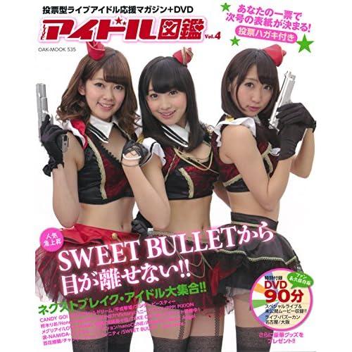 LIVEアイドル図鑑 vol.4 (OAKMOOK)