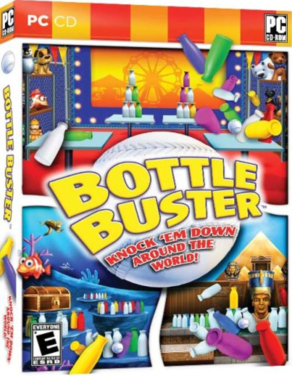 勤勉な王族武器BottleBuster (輸入版)