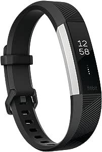 Fitbit AltaHR フィットネストラッカー Alta HR Black L [日本正規品] FB408SBKL-CJK