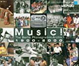 Music! Berlin Phonogramm Archiv 1900-2000 by Various Composers (2001-01-09)