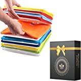 BoxLegend Closet Organizer T Shirt Organizer Folding Storing Laundry Clothes Receipt Board Documents Dividers Save Space and