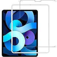 【ガイド枠付き】 Nimaso iPad Air 4 ガラスフィルム iPad Pro 11 (2世代 2020/1世代…