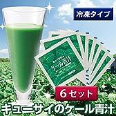 キューサイ青汁(冷凍タイプ)6セット/キューサイ ケール青汁(90g×7パック)×6セット
