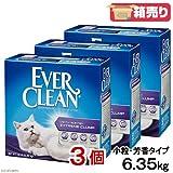 エバークリーン 猫砂 小粒芳香 6.35kg x3個 【並行輸入品】
