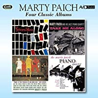 Four Classic Albums by MARTY PAICH