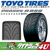 TOYO ラジアルタイヤ 単品 PROXES R888 235/35R19インチ サマータイヤ プロクセス モータースポーツ専用タイヤ