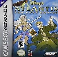 Disney's Atlantis: The Lost Empire (輸入版)