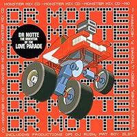 Dr Motte - Monster Mix CD