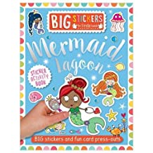 Big Stickers for Little Hands: Mermaid Lagoon