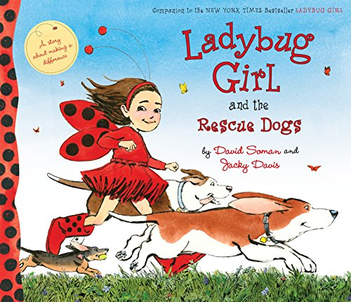 Download Ladybug Girl and the Rescue Dogs (English Edition) B072KBWSY1