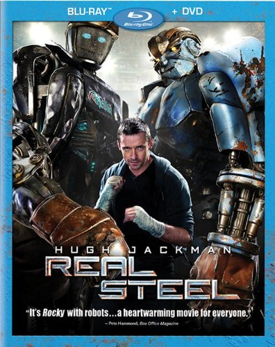 Real Steel [Blu-ray]の詳細を見る
