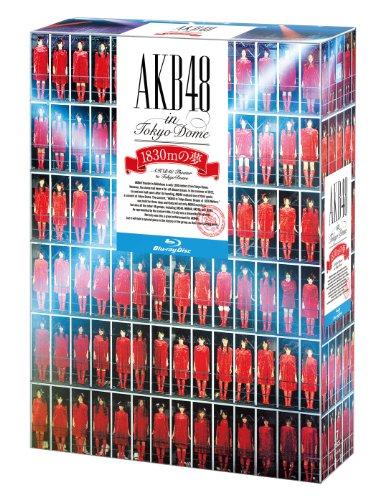 AKB48 in TOKYO DOME~1830mの夢~スペシャルBOX 初回限定盤 (7枚組Blu-ray Disc)