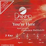 You're Here (Daywind Soundtracks Christmas)