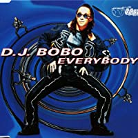 Everybody [Single-CD]