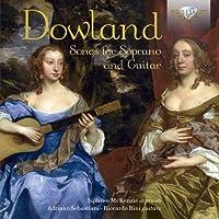SONGS FOR SOPRANO & GUITAR