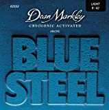 Dean Markley -ディーンマークレイ- エレクトリックギター弦 Blue Steel Electric -Nickel Plated LT 09-042 x 1セット #2552