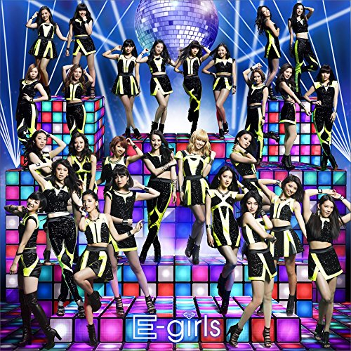 E.G. Anthem -WE ARE VENUS- (CD+DVD) - E-girls