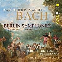 Bach C.P.E.: Berlin Symphonies