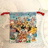 東京ディズニーリゾート 30周年記念 ハピネスイヤー ミッキー 巾着 完売レア品