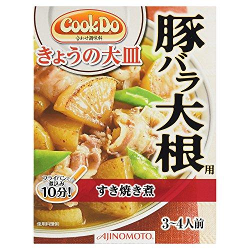 味の素 CookDo 豚バラ大根用 100g