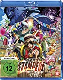 One Piece Movie 13: Stampede - Blu-ray: Deutsch