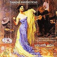 幻想的な踊り-フォルカー・ヘー:ギターリサイタル